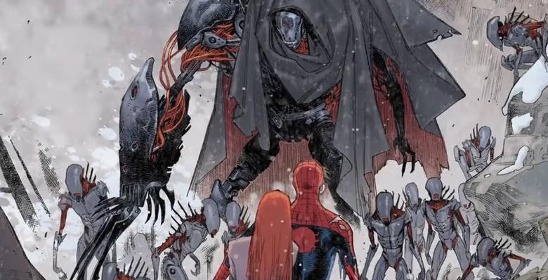 Spider-Man Cadaverous