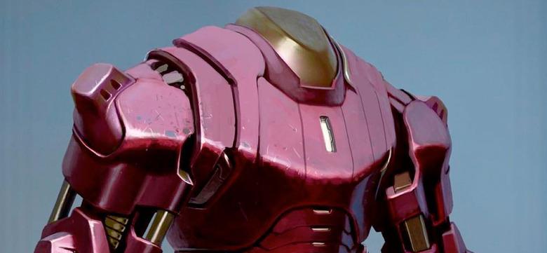Avengers Age of Ultron - Hulkbuster Concept Art