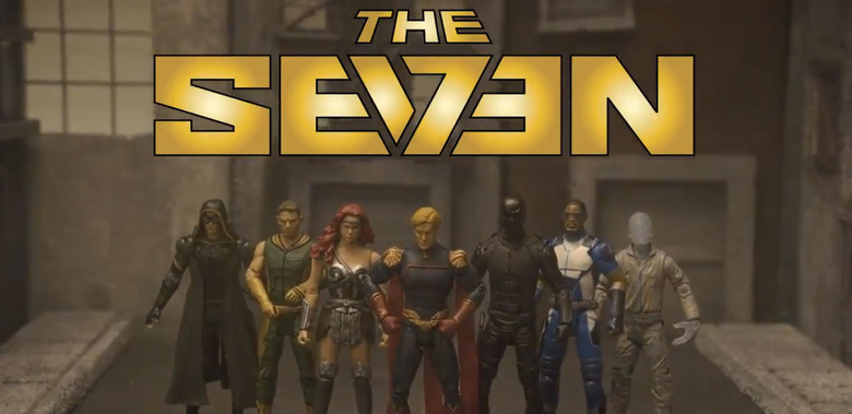 The Boys - The Seven Action Figures