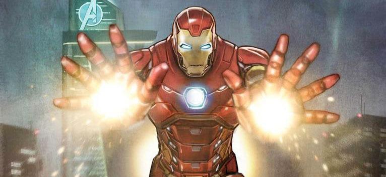 Iron Man - Avengers Video Game Prequel
