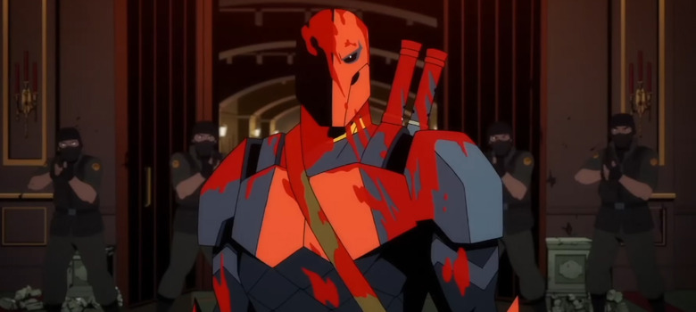 Deathstroke Animated Series