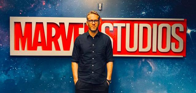 Ryan Reynolds at Marvel Studios