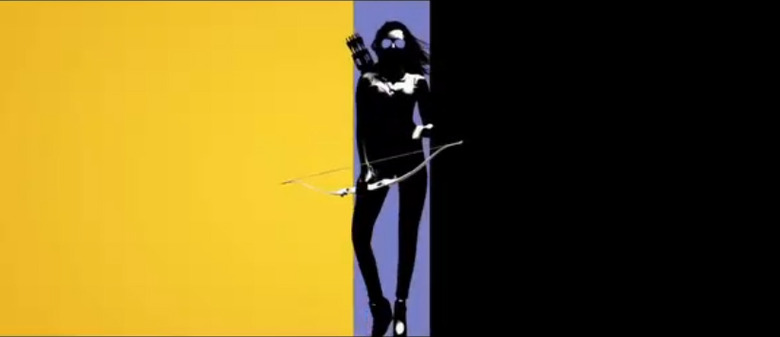 Hawkeye Title Sequence
