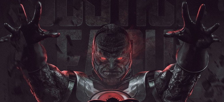Justice Leauge Snyder Cut Poster - Boss Logic