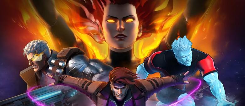 Marvel Ultimate Alliance 3 - X-Men Dark Phoenix DLC
