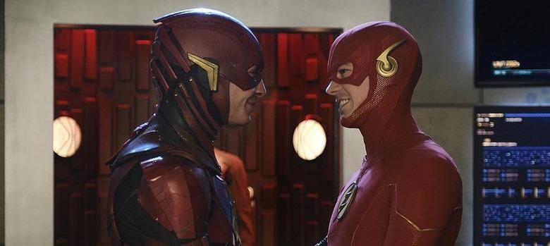 Crisis on Infinite Earths - Ezra Miller as The Flash