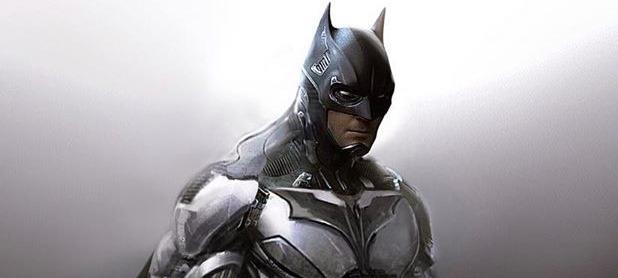 Batman v Superman - Batman Suit Concept Art