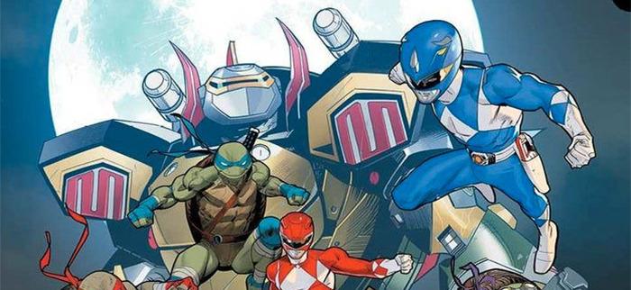 TMNT/Power Rangers Megazord
