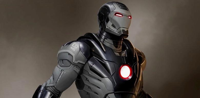 Iron Man 3 Concept Art - War Machine