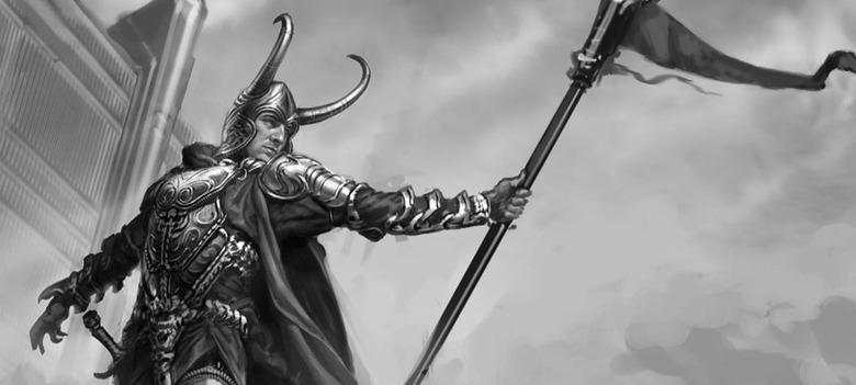 Thor - Loki - Early Design