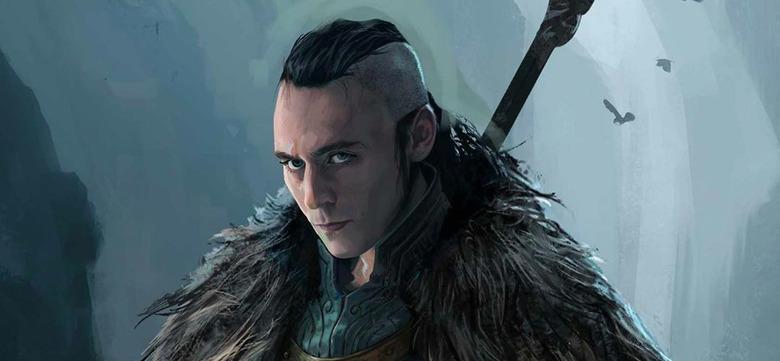 Loki Concept Art - Thor: Ragnarok