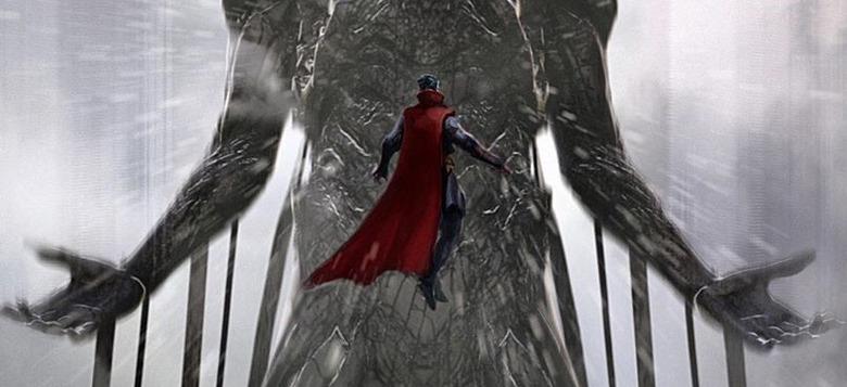 Doctor Strange - Dormammu Concept Art