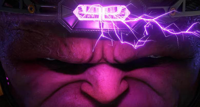 Avengers Video Game Trailer
