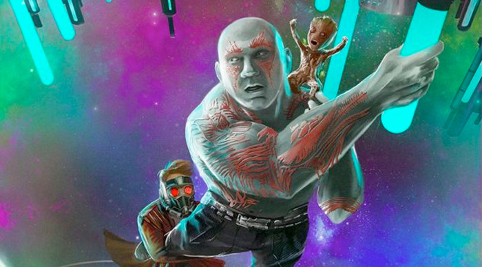 Guardians of the Galaxy 2 Goonies Poster
