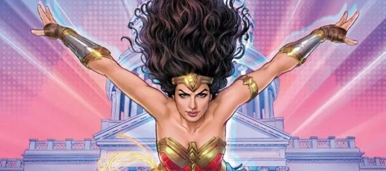 Wonder Woman 1984 Tie-In Comic