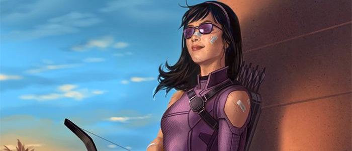 Hawkeye - Kate Bishop Concept Art