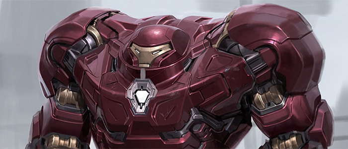 Avengers: Age of Ultron - Hulkbuster Concept Art
