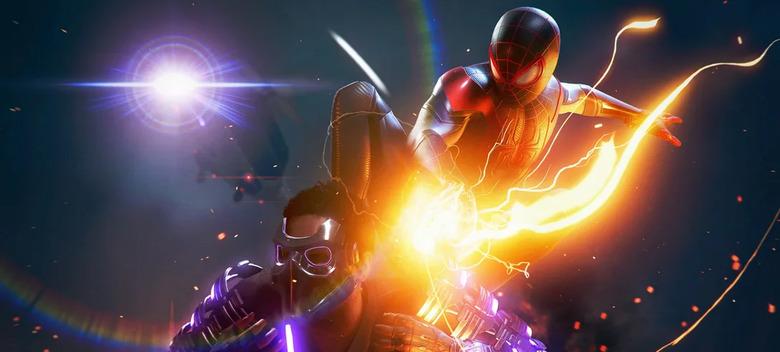 Spider-Man: Miles Morales Video Game