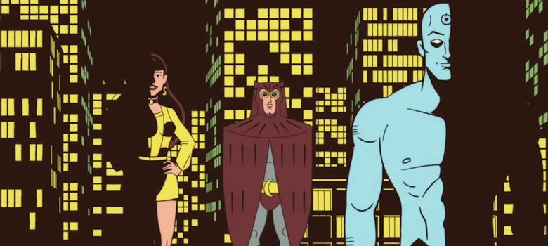 Damon Lindelof's Watchmen Backstory