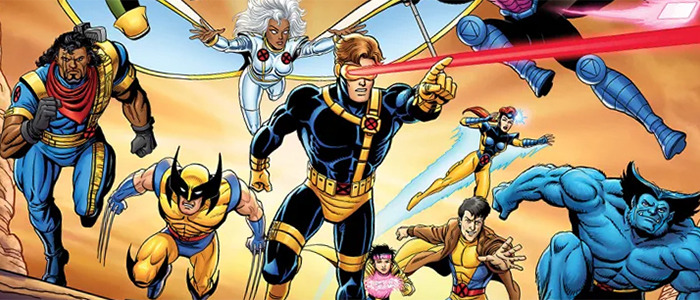The Art and Making of X-Men The Animated Series Cover