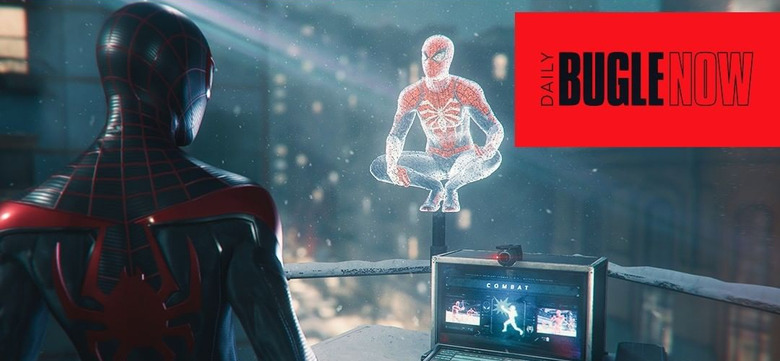 Spider-Man: Miles Morales - Daily Bugle Now