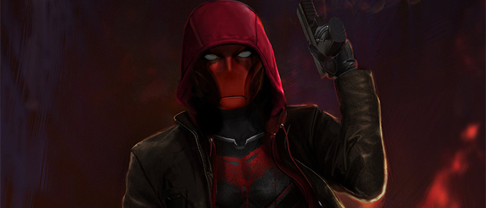 Titans - Red Hood Concept Art