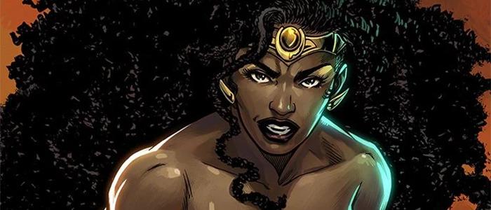 Immortal Wonder Woman - Nubia