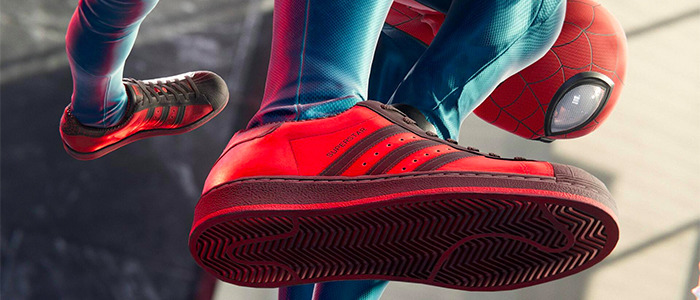 Spider-Man: Miles Morales Shoes