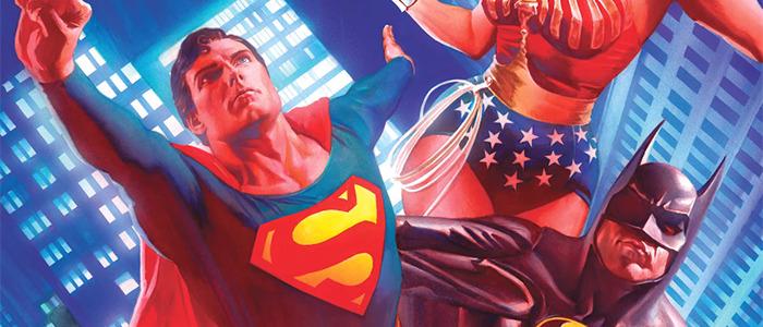 Alex Ross' Superman and Batman