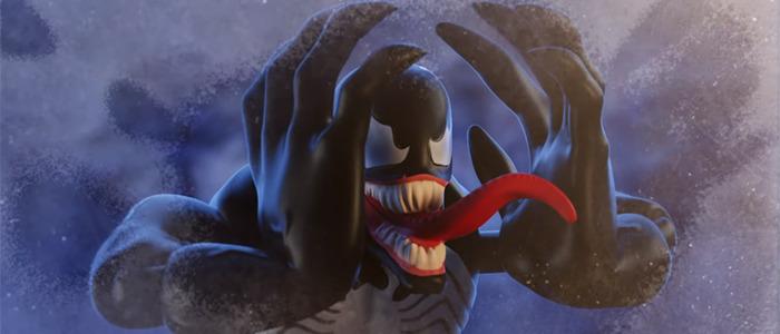 Spider-Man Animated Toy Short - Venom