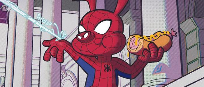 Spider-Ham: Great Power, No Responsibility
