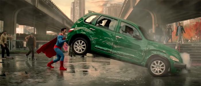 Superman and Lois Premiere