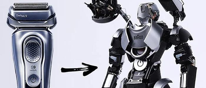 Razor Turned into War Machine