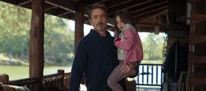 Avengers: Endgame - Tony Stark's Cabin
