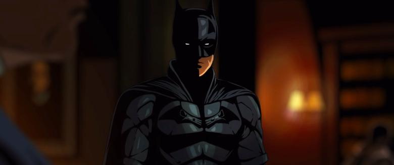 The Batman Animated Trailer