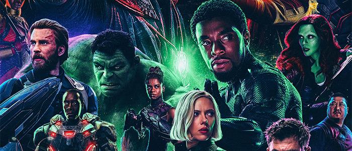 Avengers: Infinity War Poster by Neemz