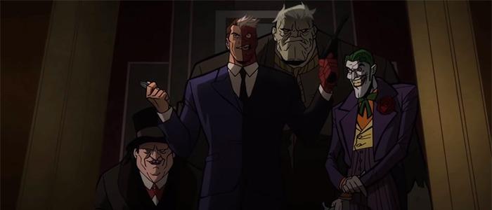 Batman: The Long Halloween Part II Trailer
