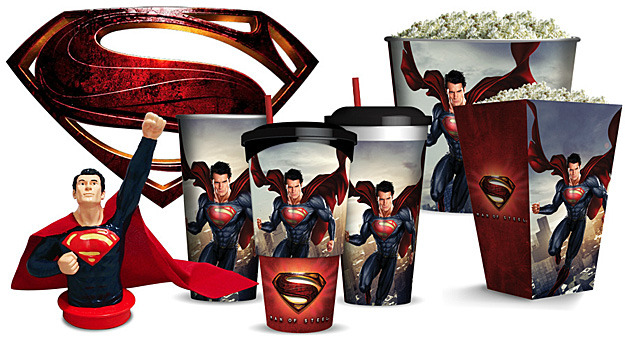 Man of Steel Concessions