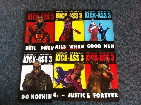 Kick Ass 3 #1