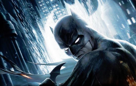 Dark Knight Returns header