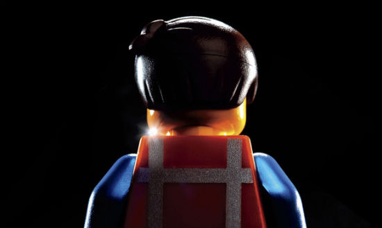 Lego Movie Superman Header