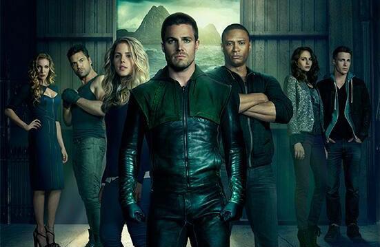 Arrow Season 2 header