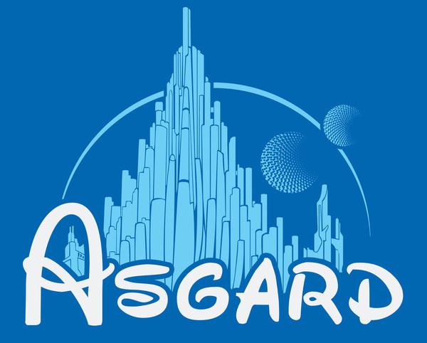 Asgard Disney header