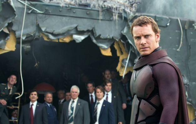 Michael Fassbender X-Men DOFP