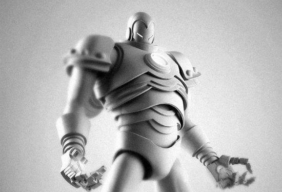 Invincible Iron Man 3A header