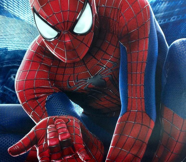 Amazing Spider-Man 2 calendar