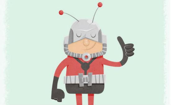 Ian Glaubinger - Ant-Man header