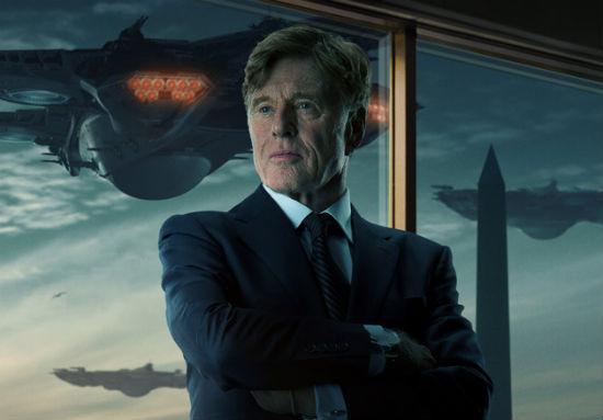 Robert Redford Captain America header