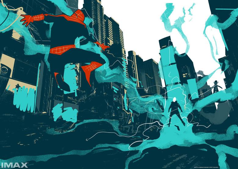 Matt Taylor Spider-Man concept