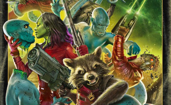 Rob Csiki - Guardians of the Galaxy header